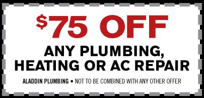 Plumbing Heating AC Repair Discount NJ