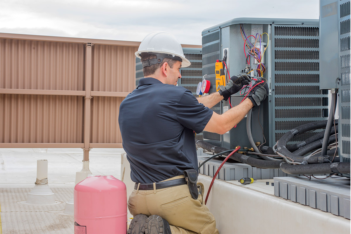 Commercial HVAC Repair NJ