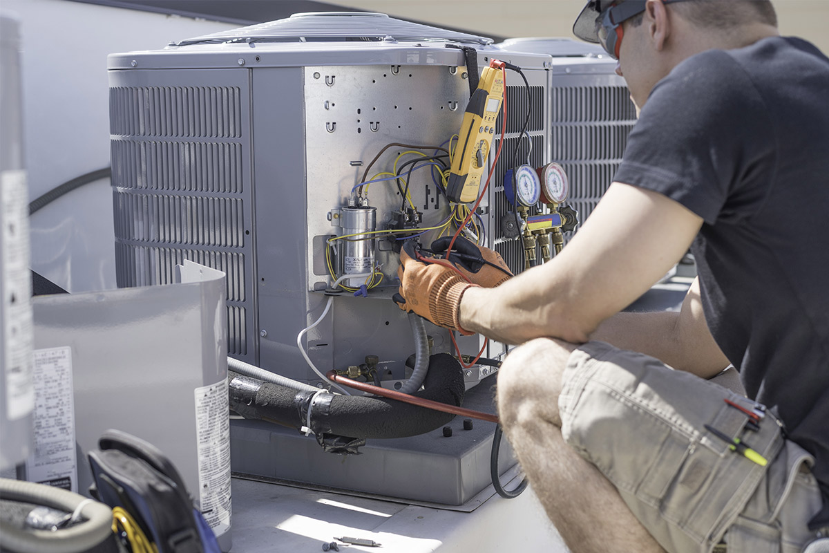 HVAC Repair NJ