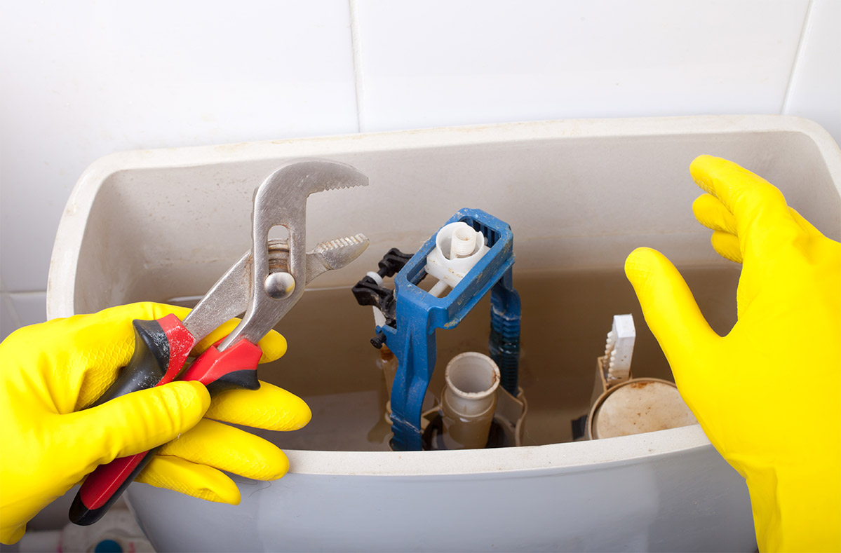 Toilet Repair NJ