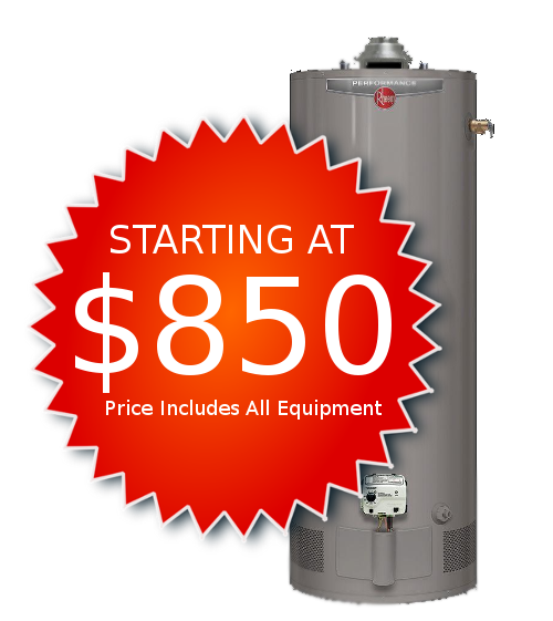 Water Heater Install NJ